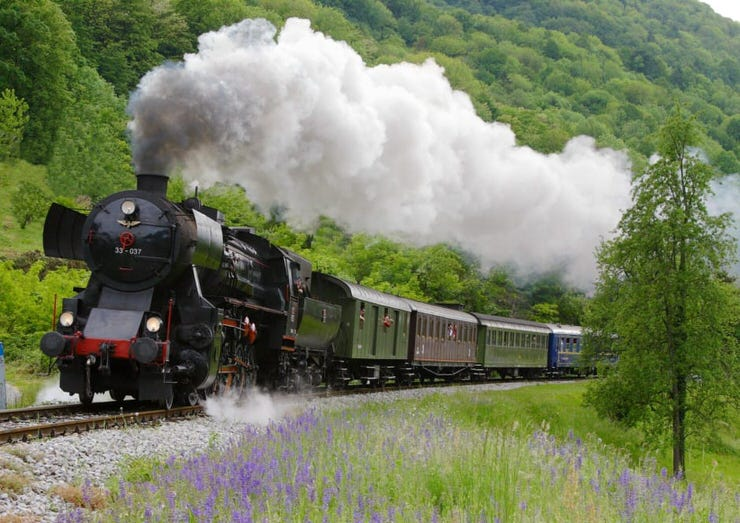 Bohinj Steam Railway