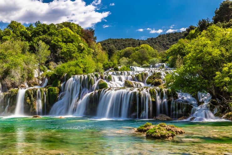 Krka, Croatia