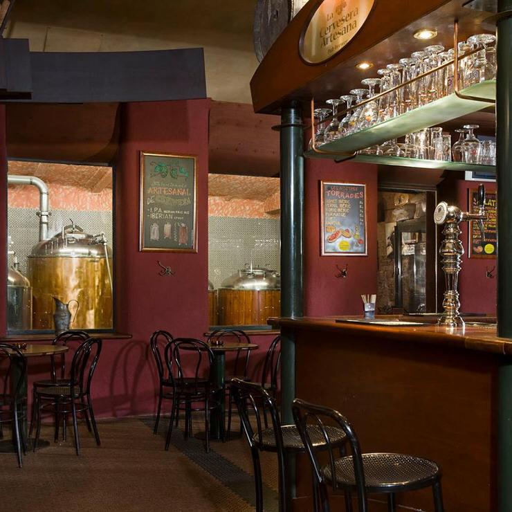 La Cervesera Artesana, Barcelona