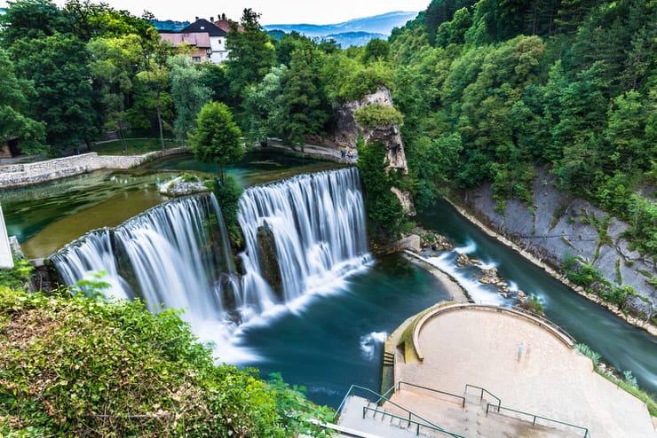 Pliva Waterfall, Bosnia and Herzegovina