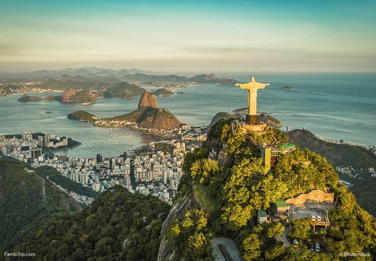 Christ The Redeemer, Rio de Janeiro, Brasil