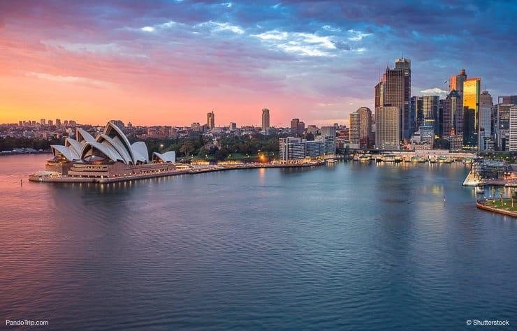 Cityscape image of Sydney, Australia