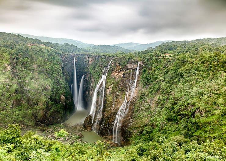 Jog Falls in India