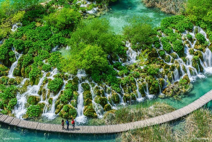 Plitvice Waterfalls Croatia