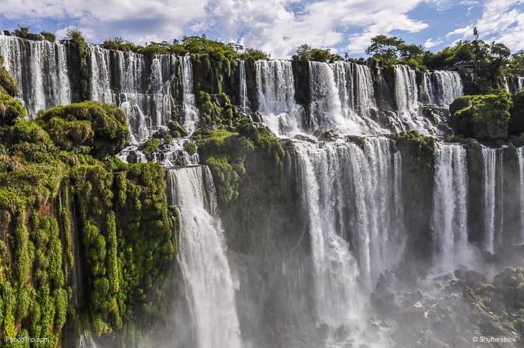 San Andres at Iguazu Falls