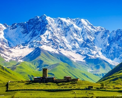 Top 10 Highest Peaks in Europe