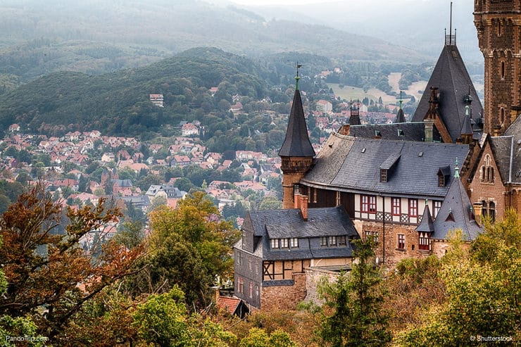 Wernigerode Castle, Germany