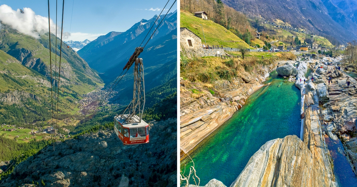 14 Best Places to Visit in Switzerland