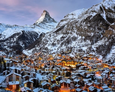 Top 10 Christmas Towns and Villages in Switzerland