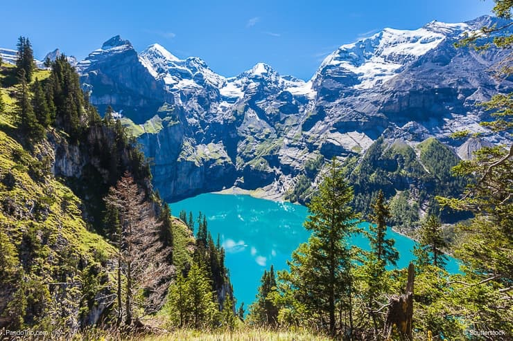 Oeschinen Lake, UNESCO World Heritage Site