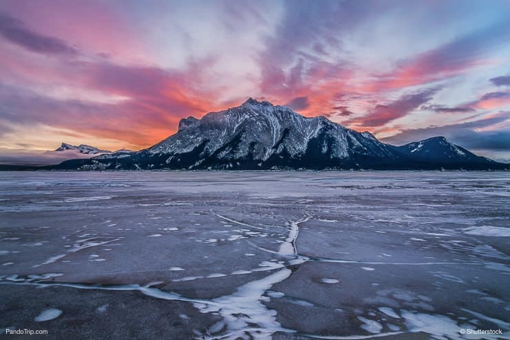 Travel Guide to Photographing Ice Bubbles in Abraham Lake, Alberta, Canada