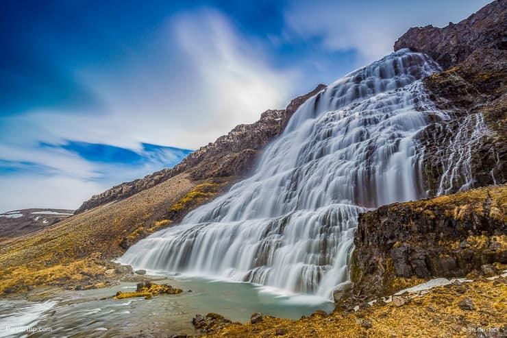 Dynjandifoss, Iceland