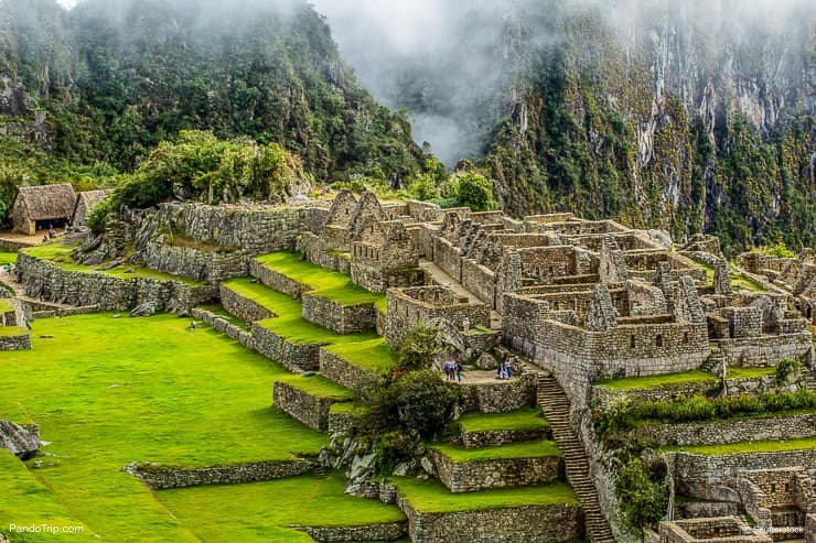 Machu Picchu, UNESCO World Heritage Site