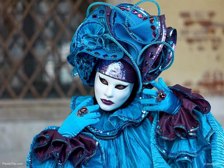 The Carnival of Venice, Italy