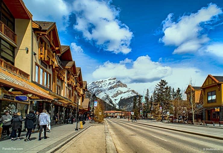 Banff, Banff National Park, Alberta, Canada