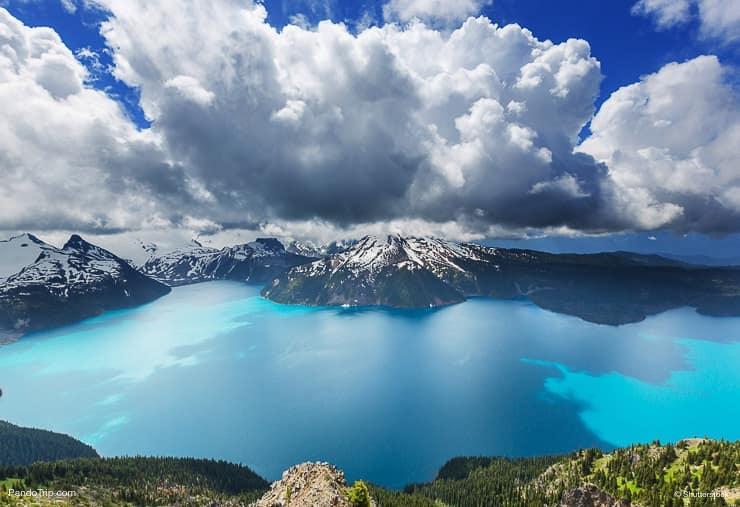 Garibaldi Lake, Garibaldi Provincial Park, Whistler, British Columbia, Canada