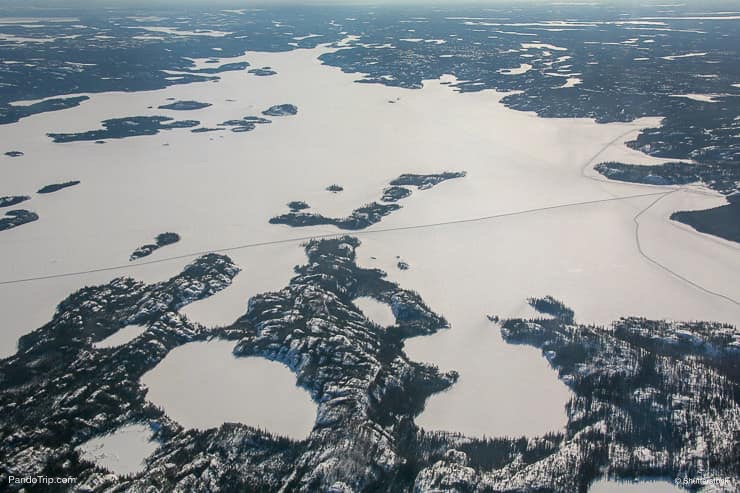 Great Slave Lake, Canada