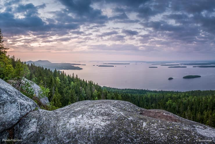 Koli National Park in Finland