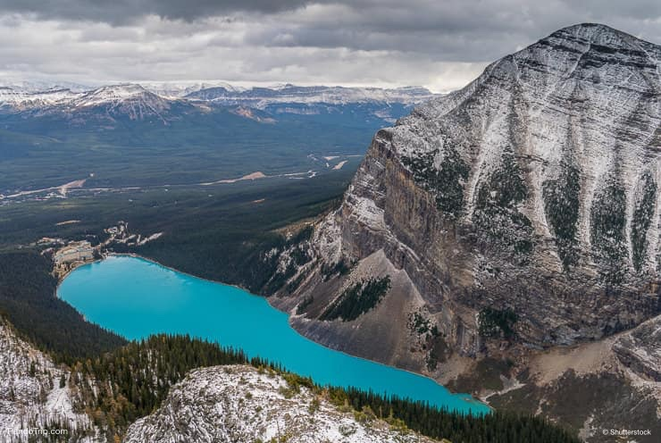 Canada Aerial Map Top 15 Incredible Lakes in Canada | Places To See In Your Lifetime