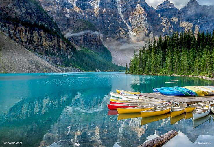 Top 15 Incredible Lakes In Canada Places To See In Your Lifetime