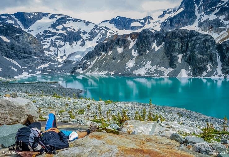 Wedgemount Lake, British Columbia, Canada