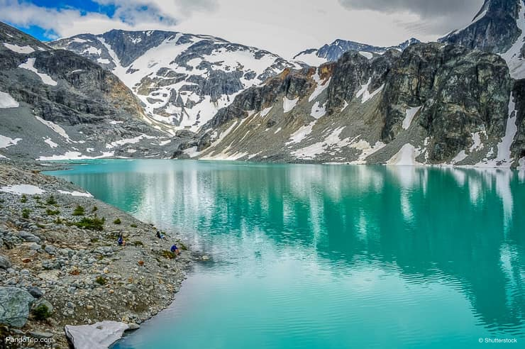 Wedgemount Lake, Whistler, British Columbia, Canada