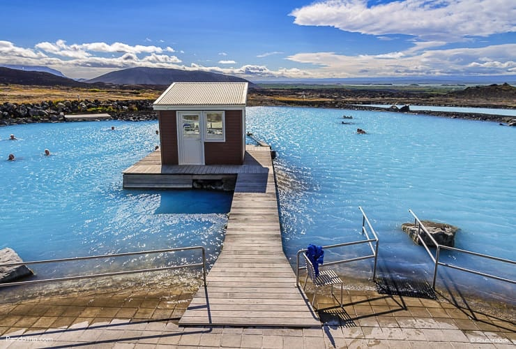The Myvatn Nature Baths, Iceland