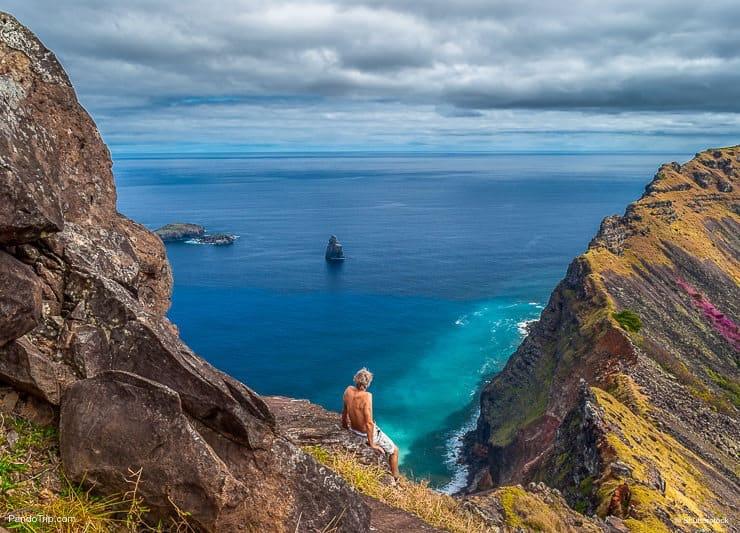 Rano Kao, Easter Island, Chile