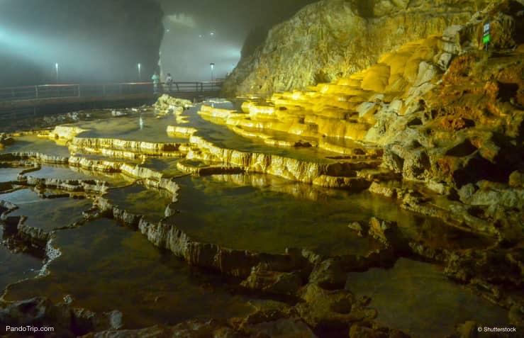 Akiyoshido Cave in Japan