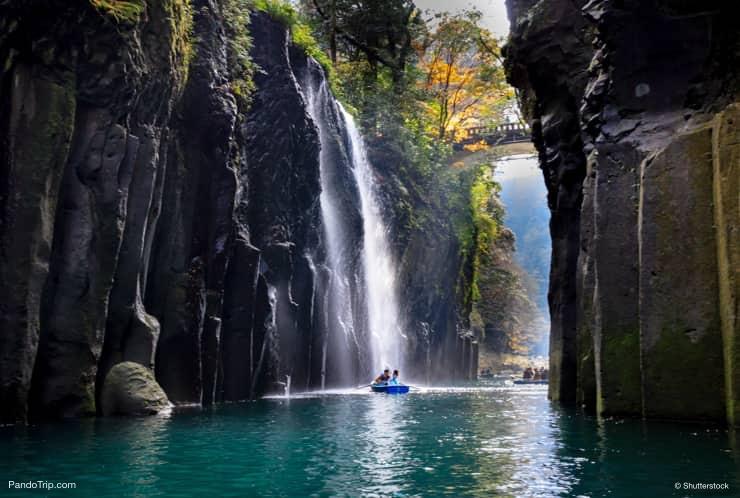 Manai Falls, Takachiho Gorge, Japan