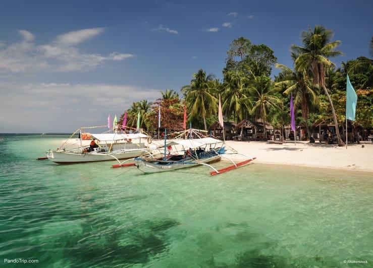 Honda Bay Island Hopping, Puerto Princesa, Philippines