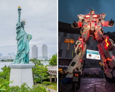 Top 15 Things to Do and See in Odaiba, Tokyo