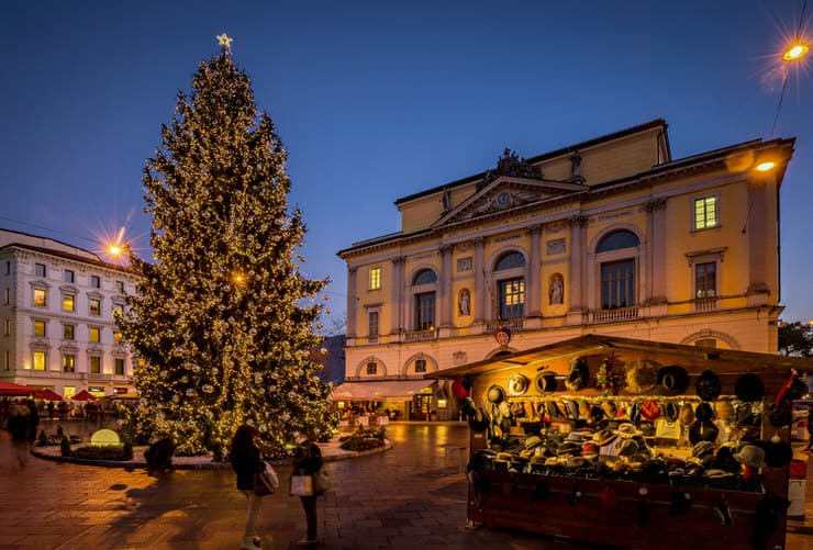 Christmas City.Top 10 Christmas Towns And Villages In Switzerland