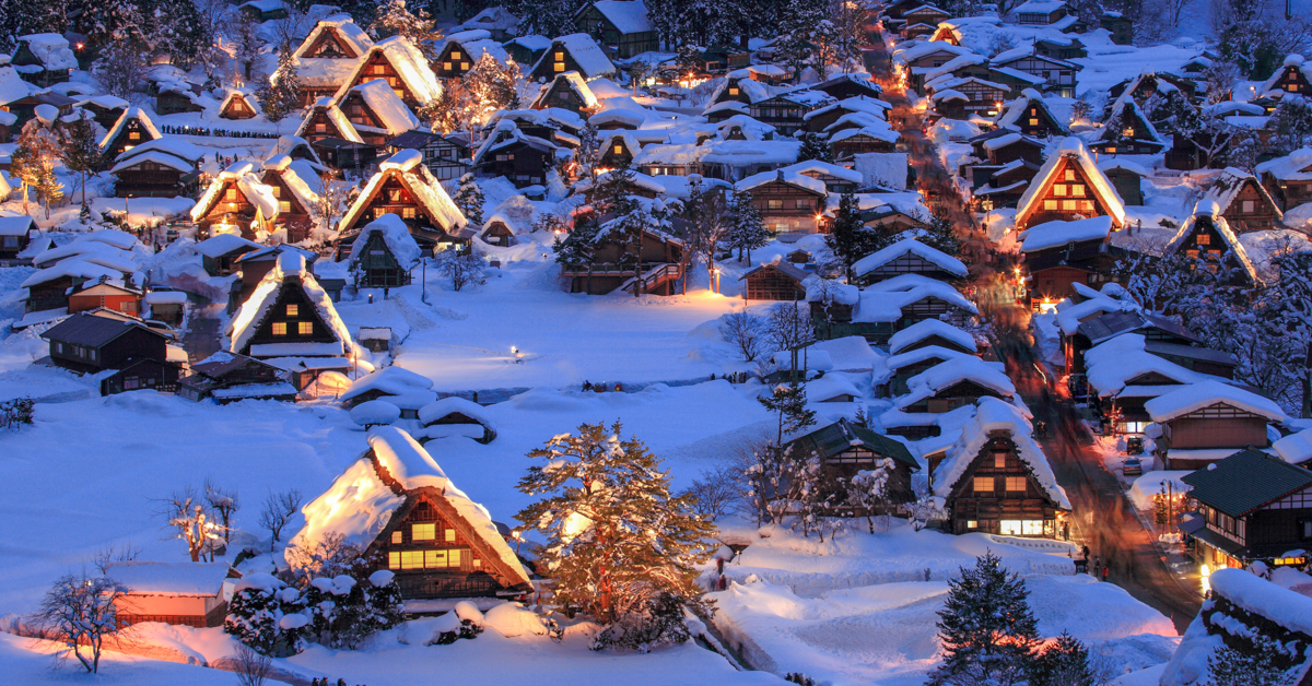 Japan Christmas.Top 10 Things To See And Do In Japan In Winter Guide