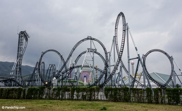 Fuji-Q Highland Amusement Park