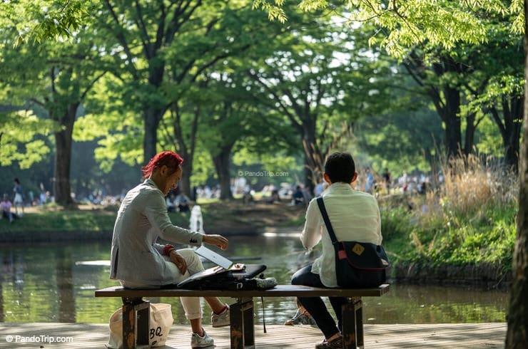 Humans of Yoyogi Park, Tokyo